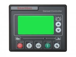 HGM410  ЖК, 1-3 фазный/контроль тока/ручной и удаленный запуск