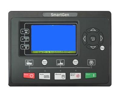 HGM9320MPU GSM ЖК, MPU, Меню на русском языке/автоматический запуск