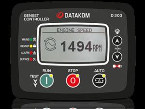 D-200 MPU Контроллер для генератора (подогрев дисплея)