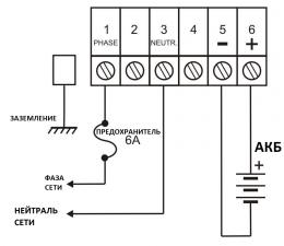 SMPS-124 Din rail зарядное устройство (12В, 4А монтаж на Din-рейку)