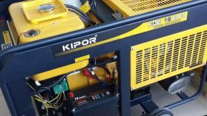 Электростанция дизельная KIPOR KDE16EA3