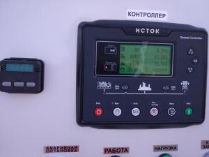 Электростанция дизельная Исток АД100С-Т400-РМ25