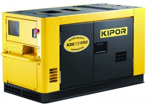 Электростанция дизельная KIPOR KDE16STA3