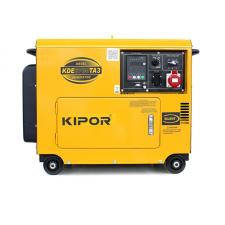 Электростанция дизельная KIPOR KDE6700TA
