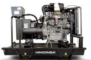 Электростанция дизельная Himoinsa HYW-9 M5