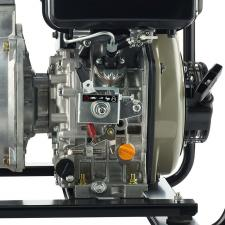 Мотопомпа дизельная DaiShin SCR-100YD