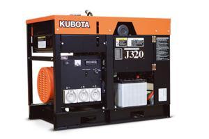 Электростанция дизельная Kubota J320