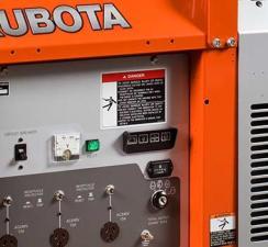 Электростанция дизельная Kubota GL6000