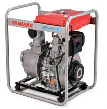 Мотопомпа дизельная Yanmar YDP40STN-E