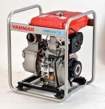 Мотопомпа дизельная Yanmar YDP30STN-E