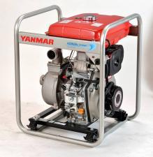Мотопомпа дизельная Yanmar YDP20STN-E