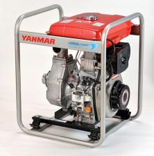 Мотопомпа дизельная Yanmar YDP20N-E
