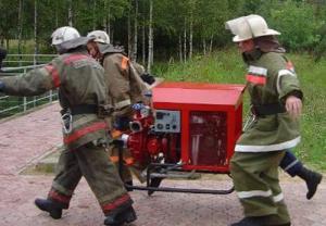 Мотопомпа бензиновая Гейзер МП-20/100 ЕВРО-2