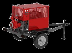 Мотопомпа бензиновая Гейзер МП-40/100 ПСТ-1.5 комплектация М