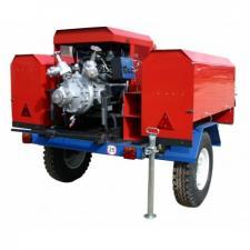 Мотопомпа бензиновая Гейзер МП-40/100 ПСТ-1.5 комплектация П