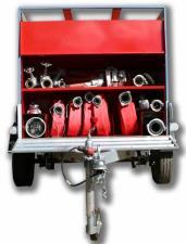 Мотопомпа бензиновая Гейзер МП-20/100 МЗСА комплектация П