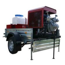 Мотопомпа бензиновая Гейзер МП-20/100 П МЗСА-Б