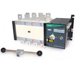 SQ5-630 4P Реверсивный рубильник с мотор приводом, 630A, 400/230V