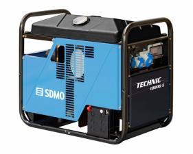 Электростанция бензиновая SDMO TECHNIC 10000 E