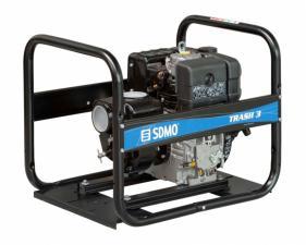 Мотопомпа дизельная SDMO TRASH 3