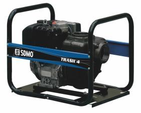 Мотопомпа дизельная SDMO TRASH 4