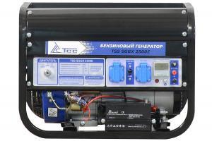 Электростанция бензиновая TSS SGGX 2500E