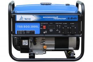 Электростанция бензиновая TSS SGG 2800L
