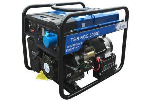 Электростанция бензиновая TSS SGG 5000E
