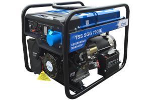 Электростанция бензиновая TSS SGG 7000E