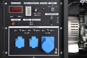 Электростанция бензиновая TSS SGG 10000EH