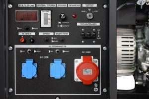 Электростанция бензиновая TSS SGG 10000EH3