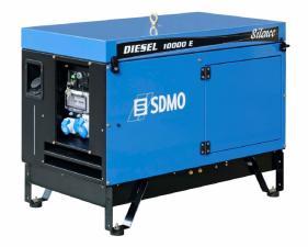 Электростанция дизельная SDMO DIESEL 10000 E AVR SILENCE