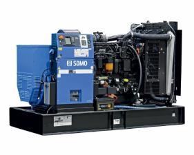 Электростанция дизельная SDMO J250K
