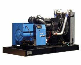 Электростанция дизельная SDMO V550C2