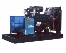 Электростанция дизельная SDMO D440