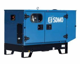 Электростанция дизельная SDMO T9HK в кожухе