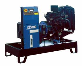 Электростанция дизельная SDMO T12K