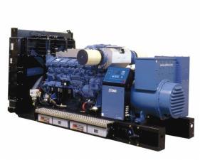 Электростанция дизельная SDMO T1540