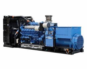 Электростанция дизельная SDMO T2200C