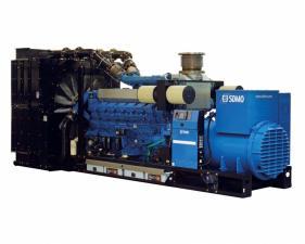 Электростанция дизельная SDMO T2500