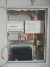 ПБК-4 (промышленный блок контейнер, сэндвич панели, 4000х2350х2500 мм.)