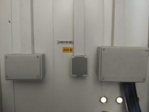 УБК-5 (усиленный блок контейнер, цельносварной, 5000х2350х2500 мм.)