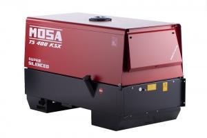 Электростанция дизельная сварочная MOSA TS 400 KSX/EL