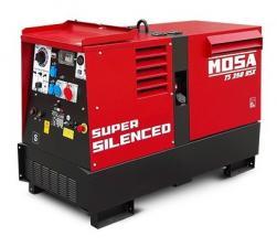 Электростанция дизельная сварочная MOSA TS 350 YSX-BC