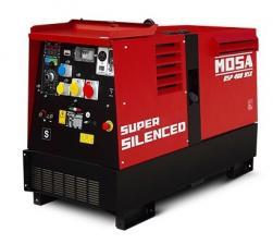 Электростанция дизельная сварочная MOSA DSP 400 YSX