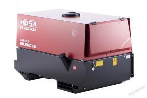 Электростанция дизельная сварочная MOSA TS 600 EVO