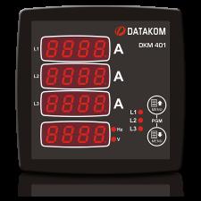 DKM-401 Мультиметр, 96x96мм, AC