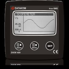 DKM-409 Анализатор сети, 96х96мм, 2.9