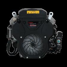 Двигатель бензиновый Loncin LC2V78F-2 (V-образн, 678 см куб, D25,4 мм, 20А, ручной и электрозапуск)